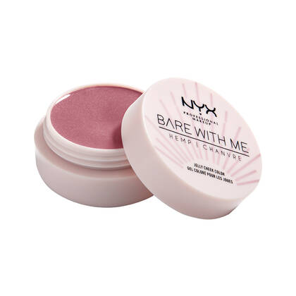 Bare With Me Hemp Jelly Cheek Color