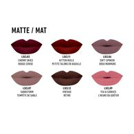 Mattes Vs. Metals Vault
