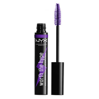 Worth the Hype Volumizing & Lengthening Mascara - Purple