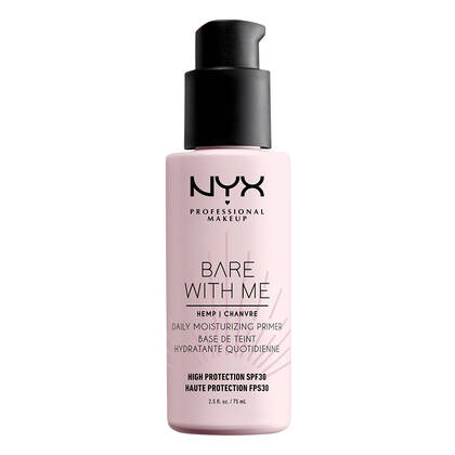Bare With Me Hemp SPF 30 Daily Moisturizing Primer